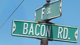Westin Packaged Meats is located on Bacon Road